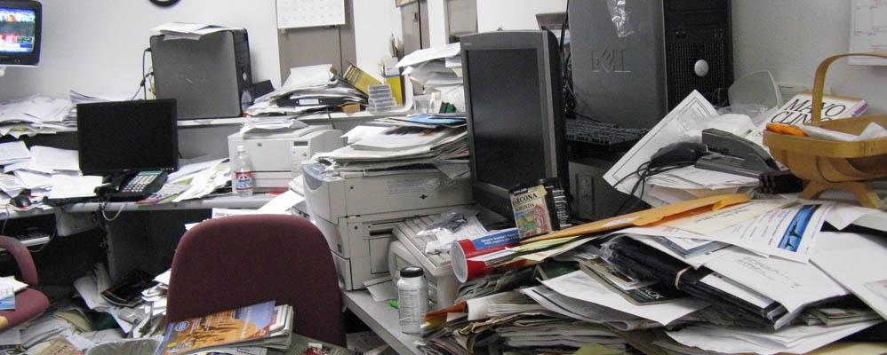 Comment ne plus jamais avoir un bureau en bordel magic office