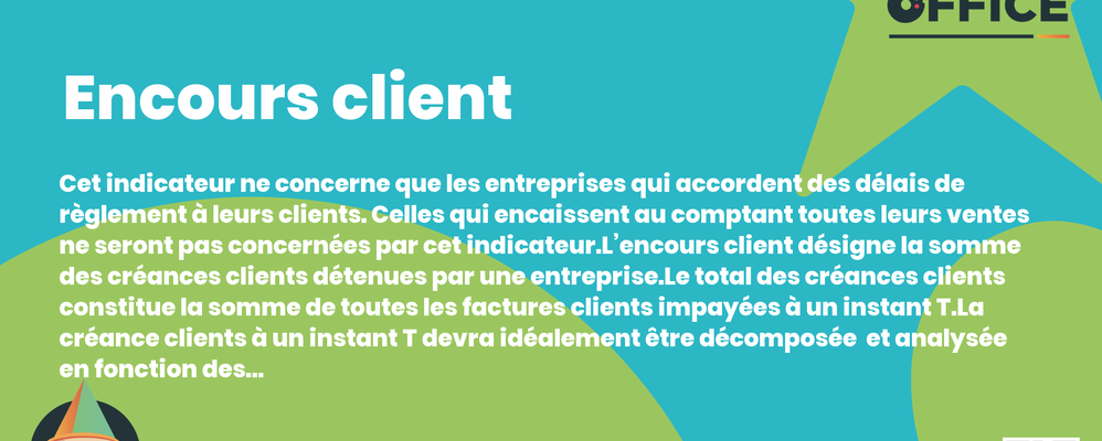 Definition Encours client