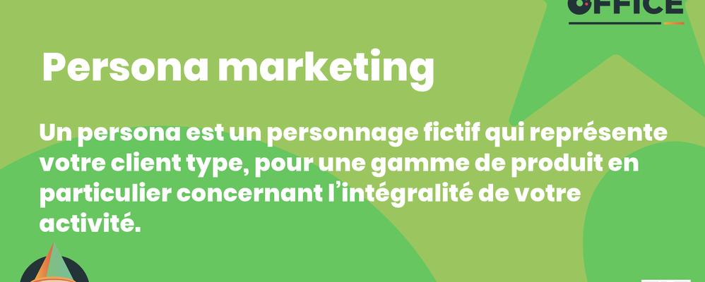 Definition Persona marketing