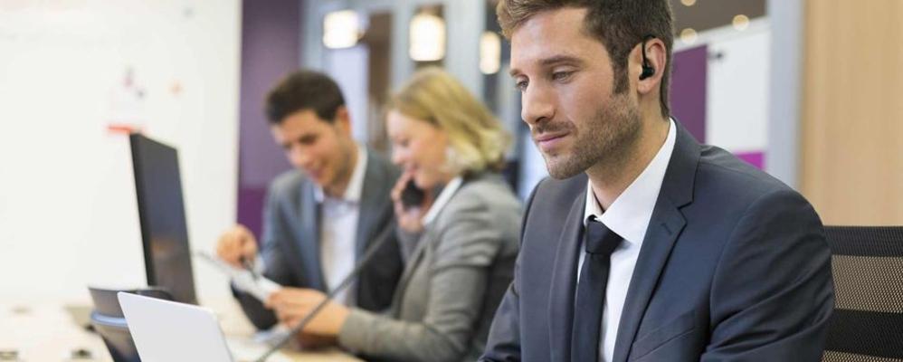Focus sur les bureaux connectés