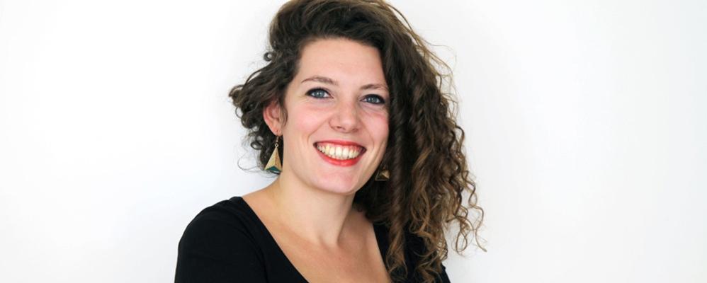 Portrait de Lia, Office Manager chez Misakey